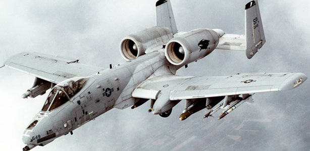 The A-10 Warthog Has No Warts