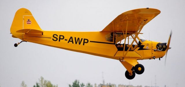 Piper J-3 Cub: Piper's Lightweight aircraft is a  gift to mankind