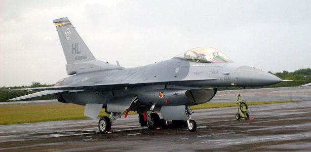 F-16 Viper: The Biggest Bang for the Fighter Buck