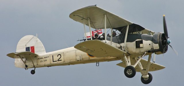 WW II's Submarine-Sinking Fairey Swordfish