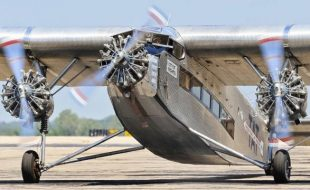 Ford Trimotor  – Ford's Fabulous Tri-Motor classic airplane