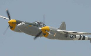 P-38 Lightning: A country boy way out of his element