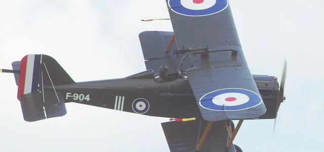 Monday Multi-Wing S.E.5a Scout