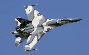 Cold War Wednesday! Sukhoi Su-27