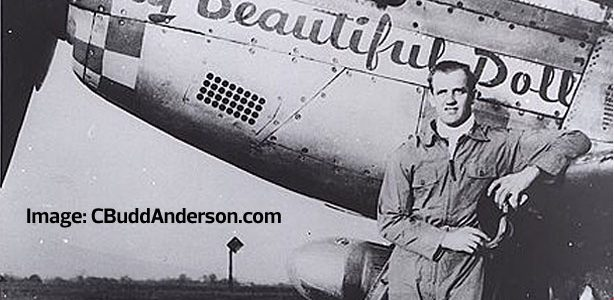 "P-51 Mustang: John Landers and ""Big Beautiful Doll"""