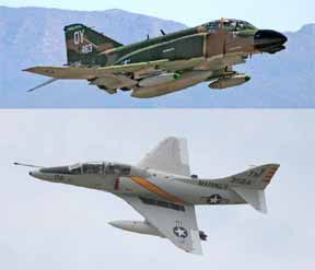 Vietnam Memorial Flights: Your chance to fly a Phantom!