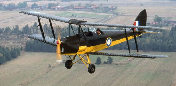 deHavilland DH82 Tiger Moth