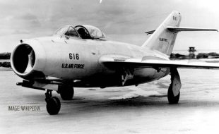 MiG-15: Crude but Effective