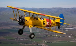 Stearman PT-17/N2S: The Biplane With So Many Lives