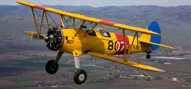 Stearman PT-17/N2S: The Biplane With So Many Lives - Flight Journal