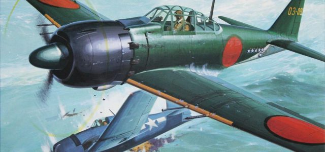 mitsubishi a6m zero: terror of the pacific - flight journal