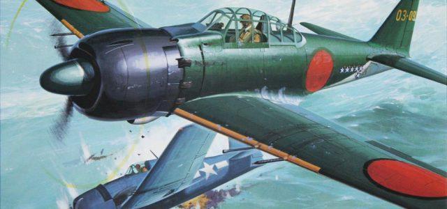 Mitsubishi A6M Zero: Terror of the Pacific