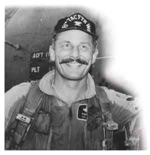 Fighter Leader Robin Olds Honored