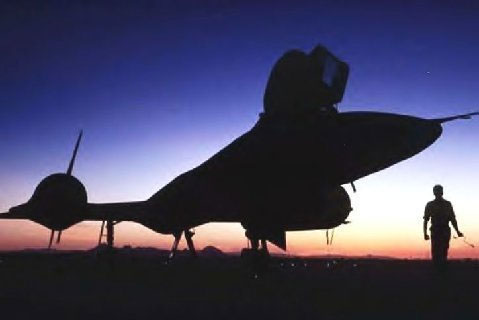 Blackbird Mission Over Israel's Live Battle Fields