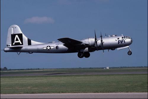 Jim Cavanaugh to Sponsor CAF B-29 Bomber – FIFI