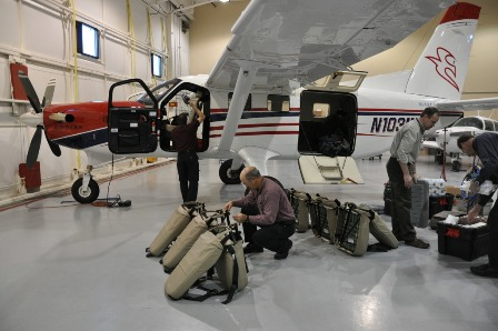 MAF Sends New Kodiak Aircraft, Crew to Haiti Relief Effort