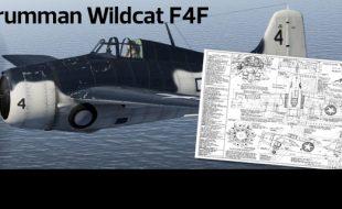 Grumman Wildcat F4F – Free Artwork