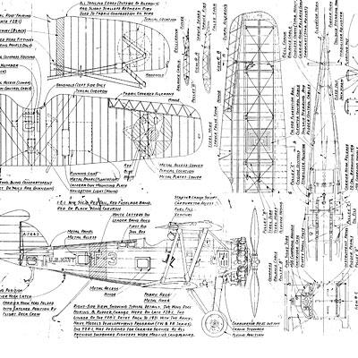Boeing F2B-1 Free Online Artwork