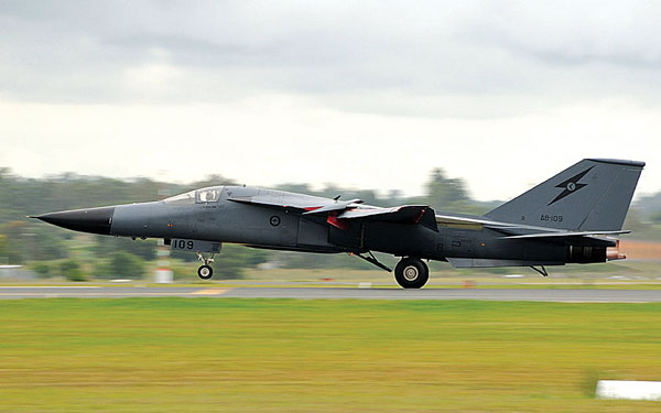 Aardvarks Down: Last F-111s Fly