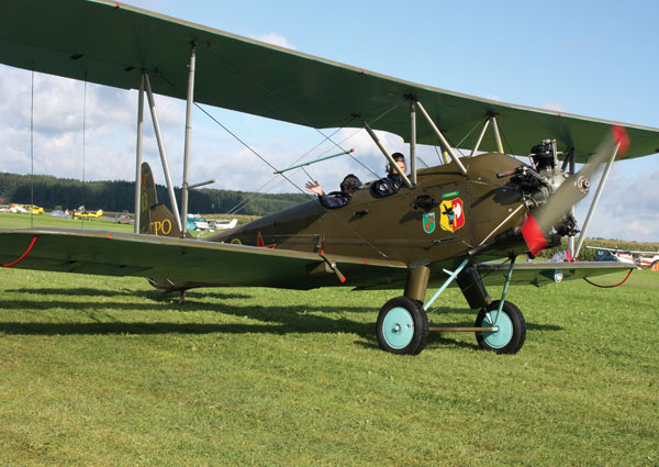 Russia's Other  Big Biplane