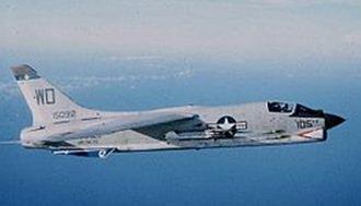 SOUNDS LIKE A PERSONAL PROBLEM: An F-8 reserve pilot's story