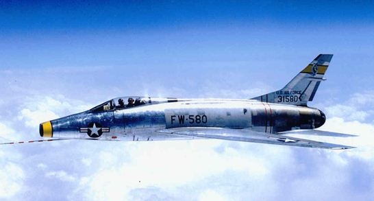 An F-100 Driver Story