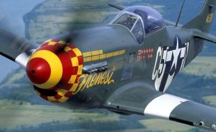 Monday Mustang: the Might P-51