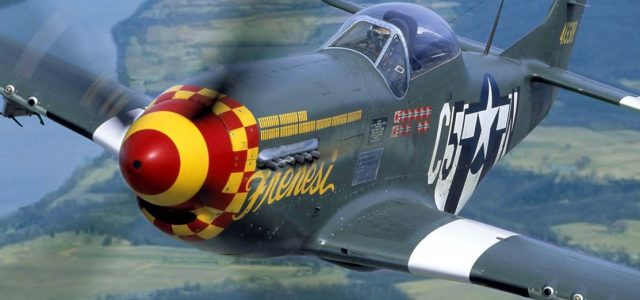 Monday Mustang: the Mighty P-51