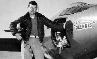 Happy Birthday Chuck Yeager