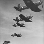F4U-1s