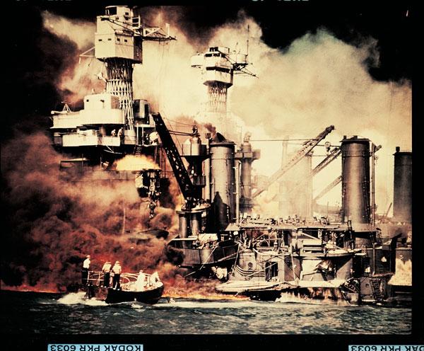 Pearl Harbor: the Sleeping Giant Awakens