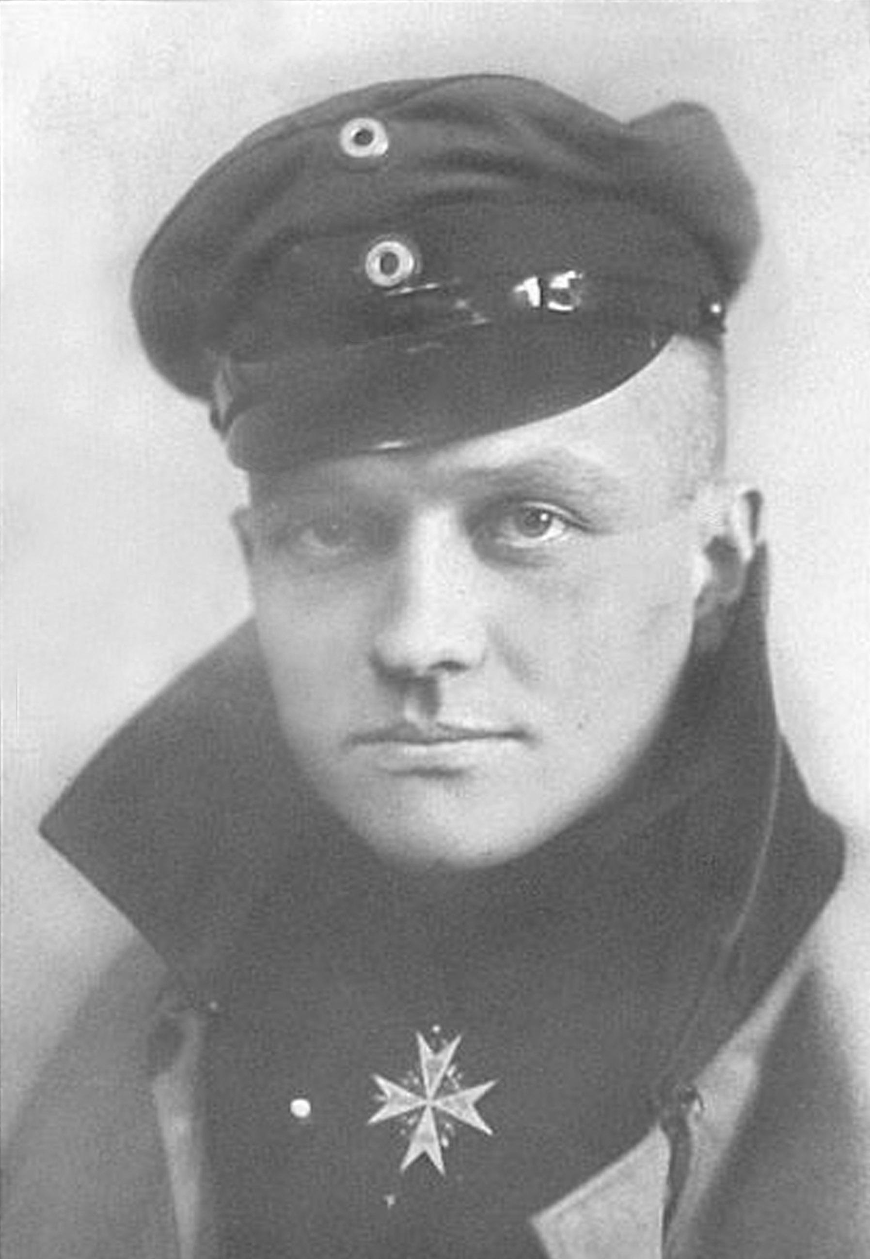Héroes de Guerra: von Richthofen, Manfred (El Barón Rojo)