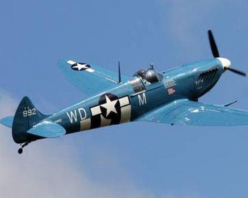 Build your own Supermarine Spitfire!
