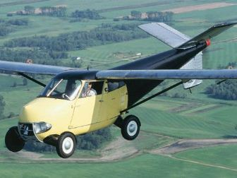 Beat the traffic: buy a '54 Aerocar One