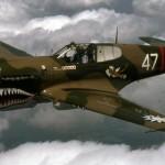P-40flight