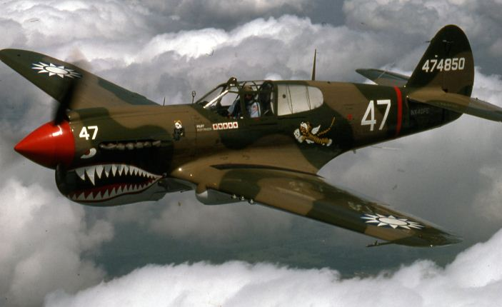 70 Year Anniversary for Chennault's Flying Tigers