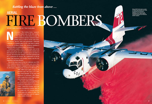 Aerial Firebombers