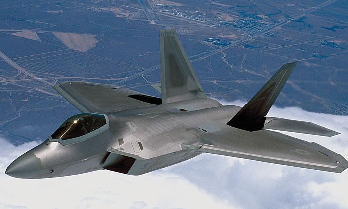 F-22  Raptor  fleet returns to flight—almost