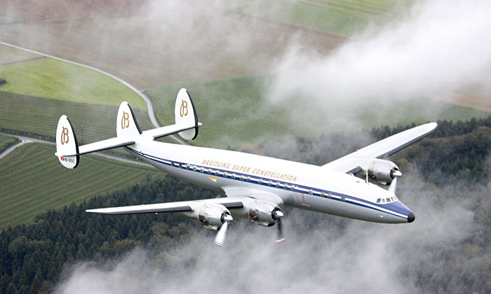 Super Connie Flies Again