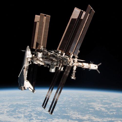 Scarce pose on orbit