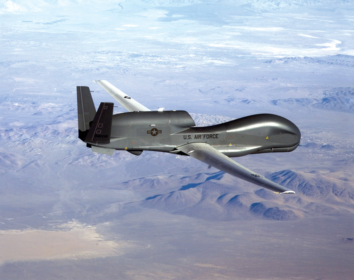 Air Force Kills Global Hawk