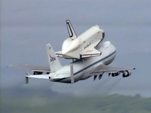 Space Shuttle Enterprise to fly over NYC today