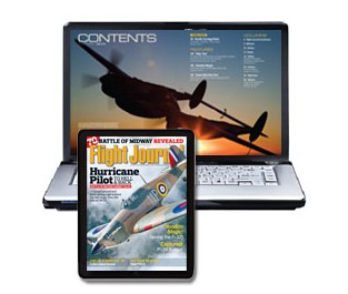 Flight Journal Now Available In Digital