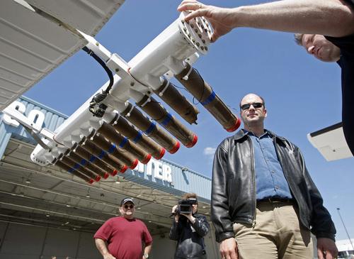 'Aviators' films segments in Fargo, Grand Forks