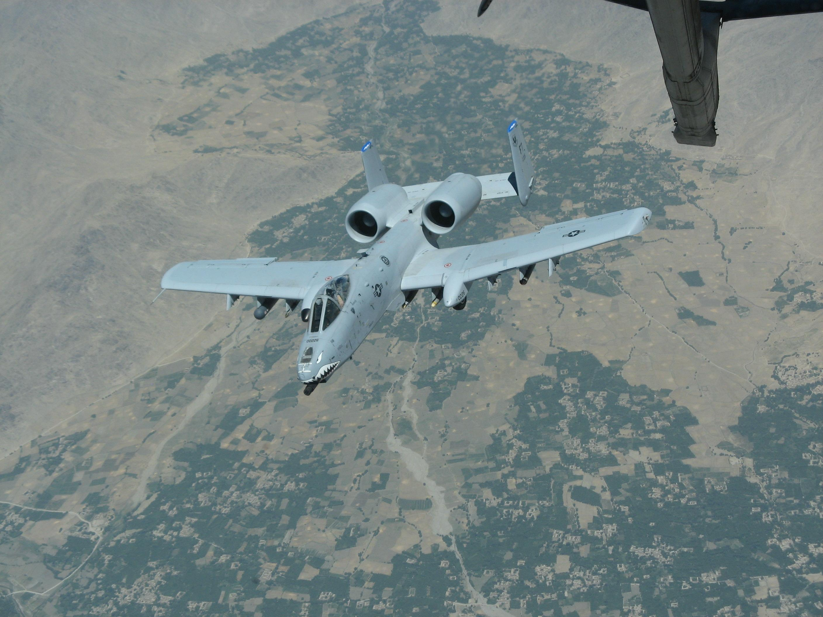A-10 Goes to War on 40th Anniversary
