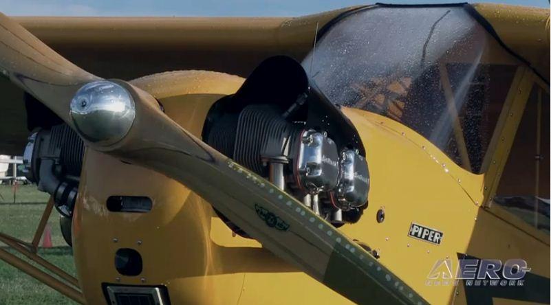 """Oshkosh: Aviation's """"Wild Kingdom"""""""