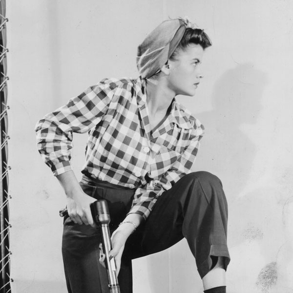 Labor Day Tribute – Rosie the Riveter