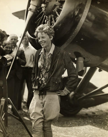 Have the remains of Amelia Earharts plane been discovered?