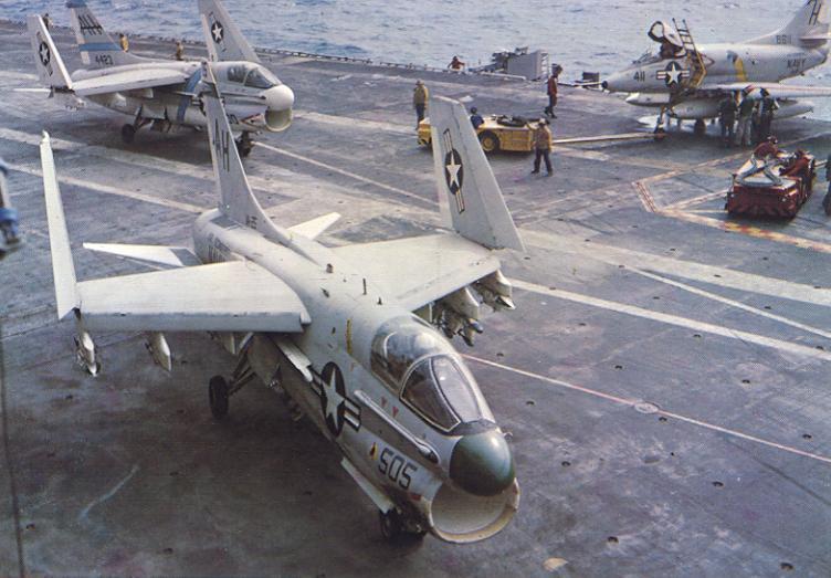 Naval Aviator Returns to Underwater Site of 1974 Crash