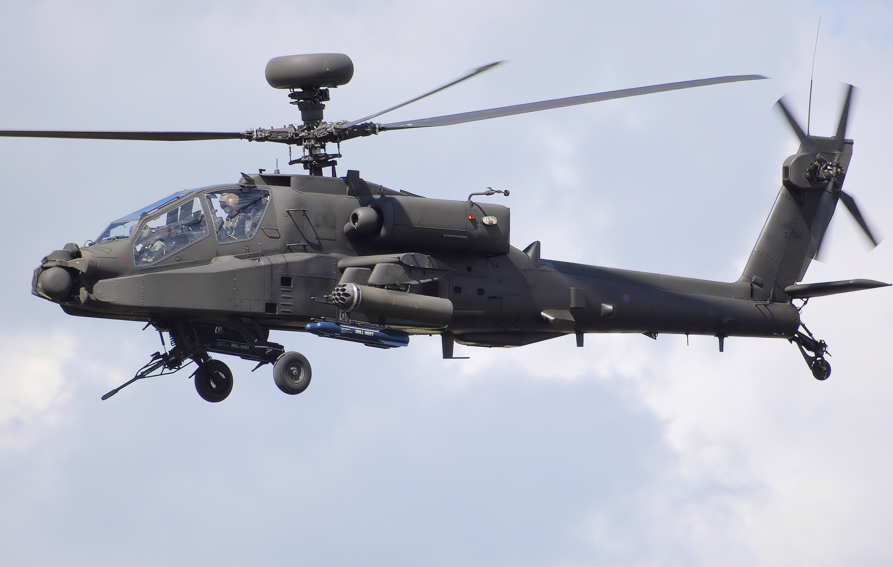 Indian Air Force To Buy 22 Apache Helos